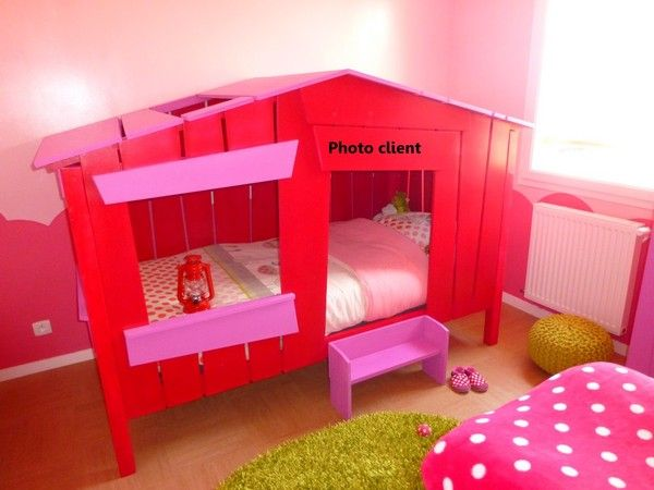 Chambre for Chambre fille originale